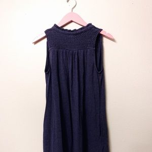 KNIT TSHIRT DRESS W/ POCKETS